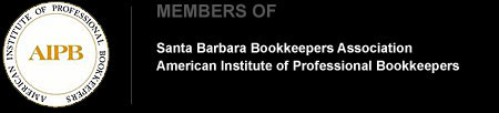 Member of the Santa Barbara Bookkeepers Association and the AIPB